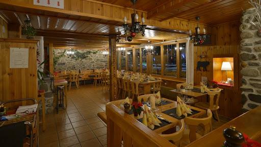 Café Restaurant La Couronne - Les Diablerets